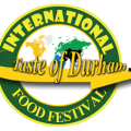Taste of Durham INTERNATIONAL FOOD FESTIVAL